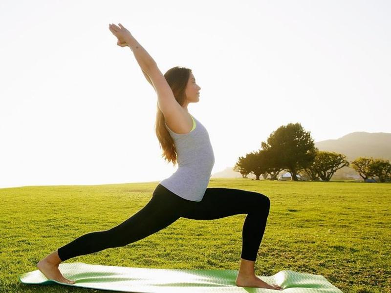 Cap de setmana de ioga